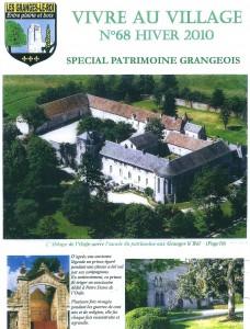 Bulletin municipal des Granges-Le-Roi, 2010