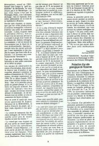 Environnement 91 - n11 - 1994 p.-1