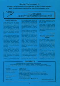 Environnement 91 - n11 - 1994 p.