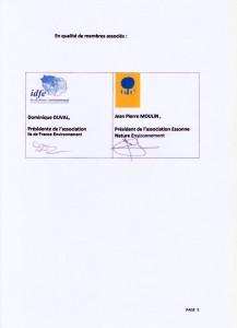 IDFE ENE Signatures