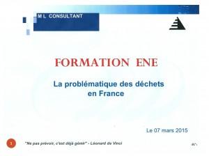 Formation Legeay 7 mars 2015